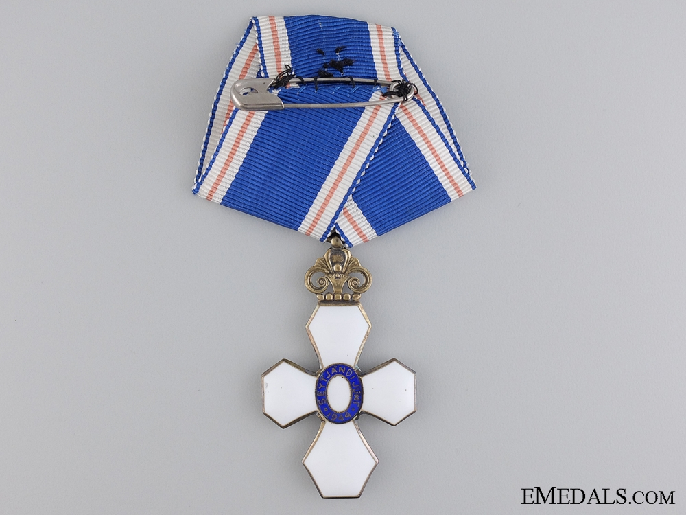 An Icelandic Order of the Falcon; Knight