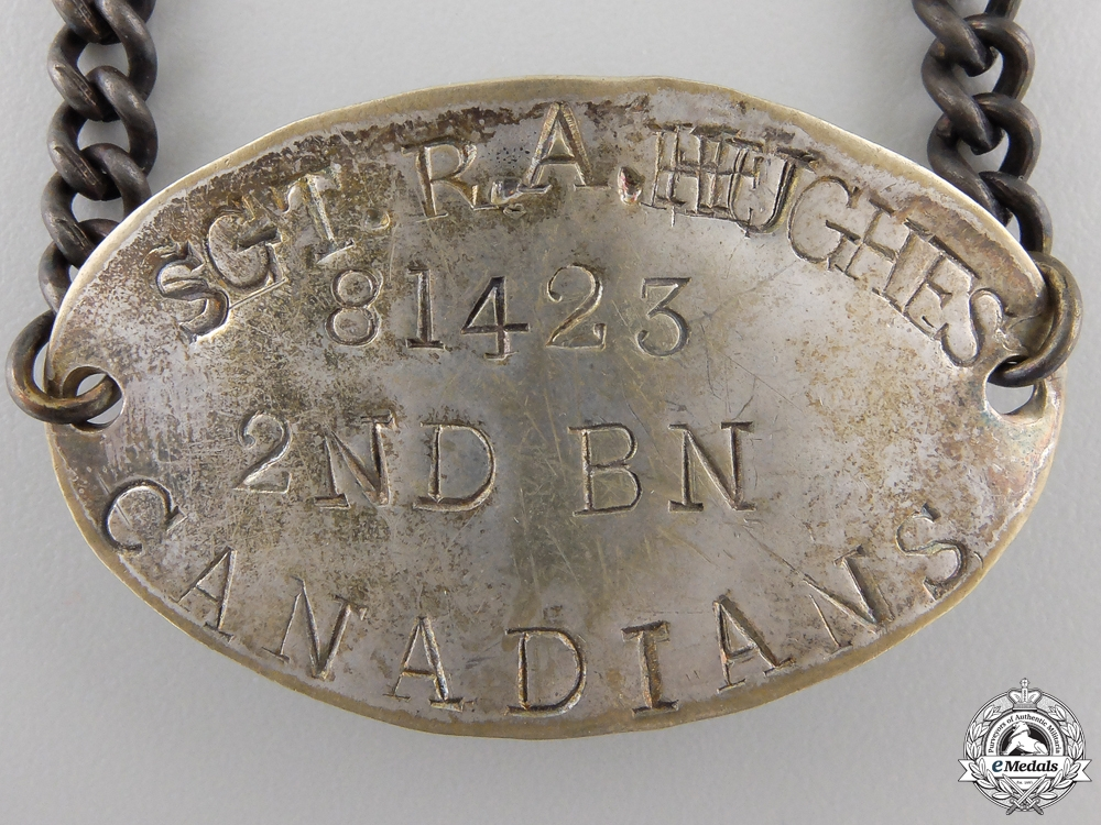 A First War Meadl Trio to former NWMP; 2nd Canadian Infantry