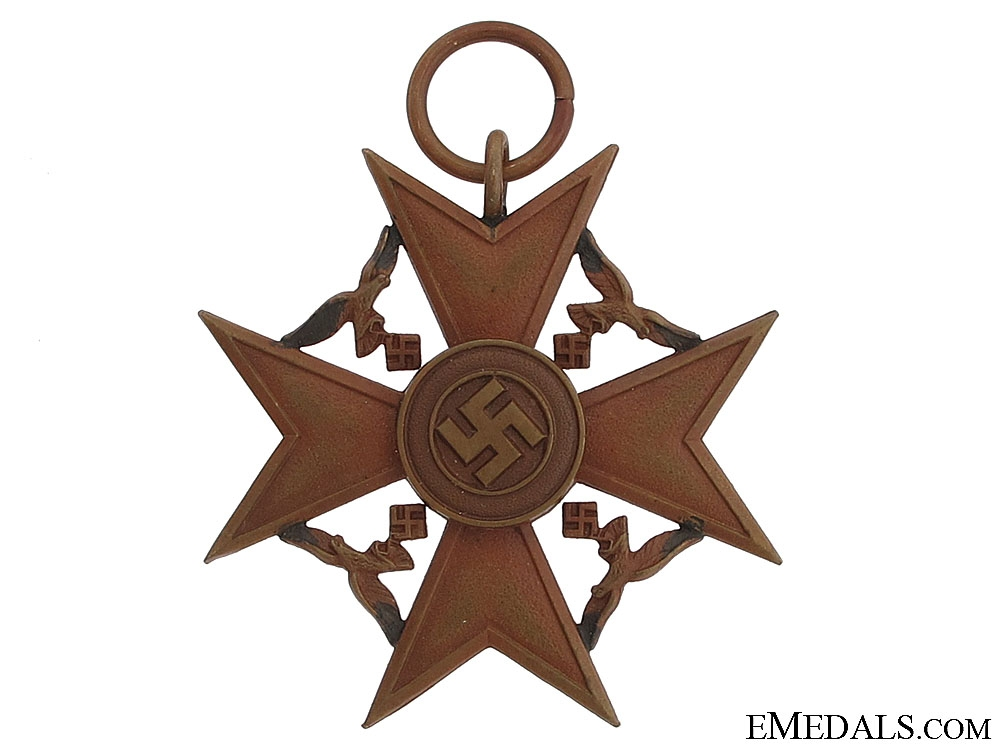 A Spanish Cross for Next of Kin