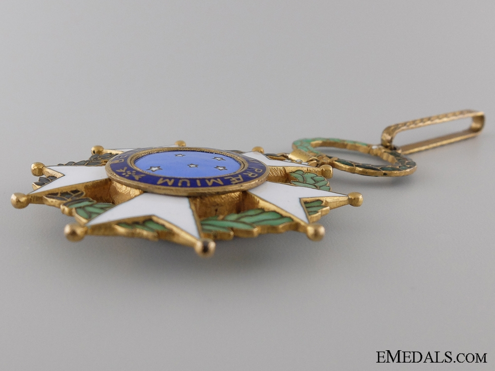 A Brazilian Imperial Order of the Southern Cross; Commander