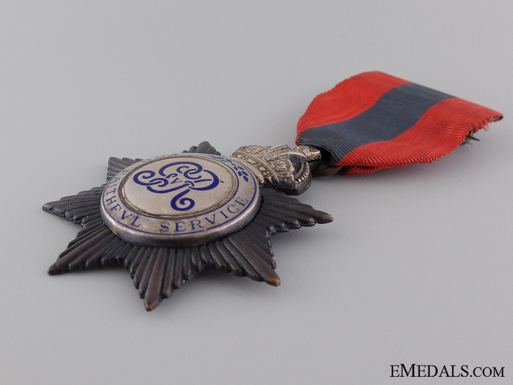 An Imperial Service Medal to Canada Customs at Kingston, Ontario  Consignment 17