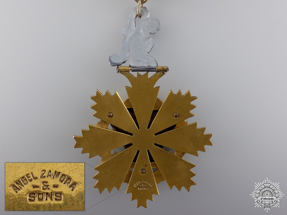 A Filipino Order of the Knights of Rizal; Commander consignment #17