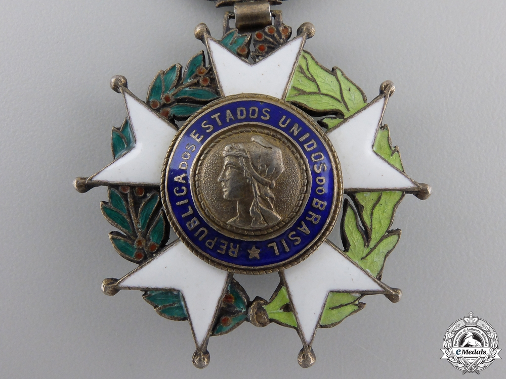 A Brazilian National Order of the Southern Cross; Grand Cross