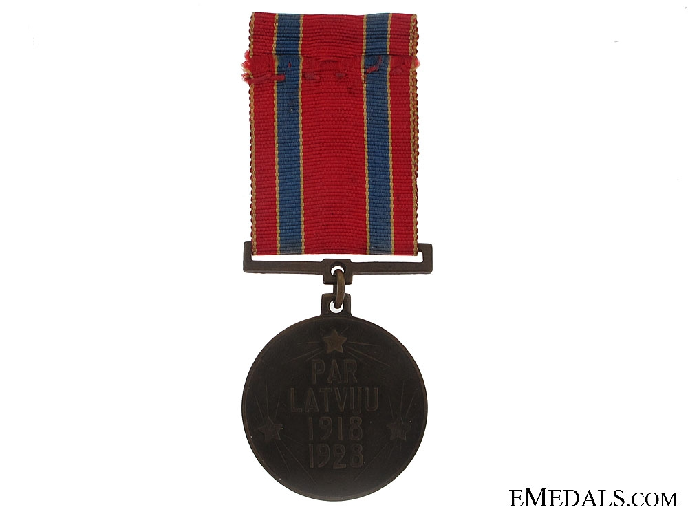 Independence Medal, 1928