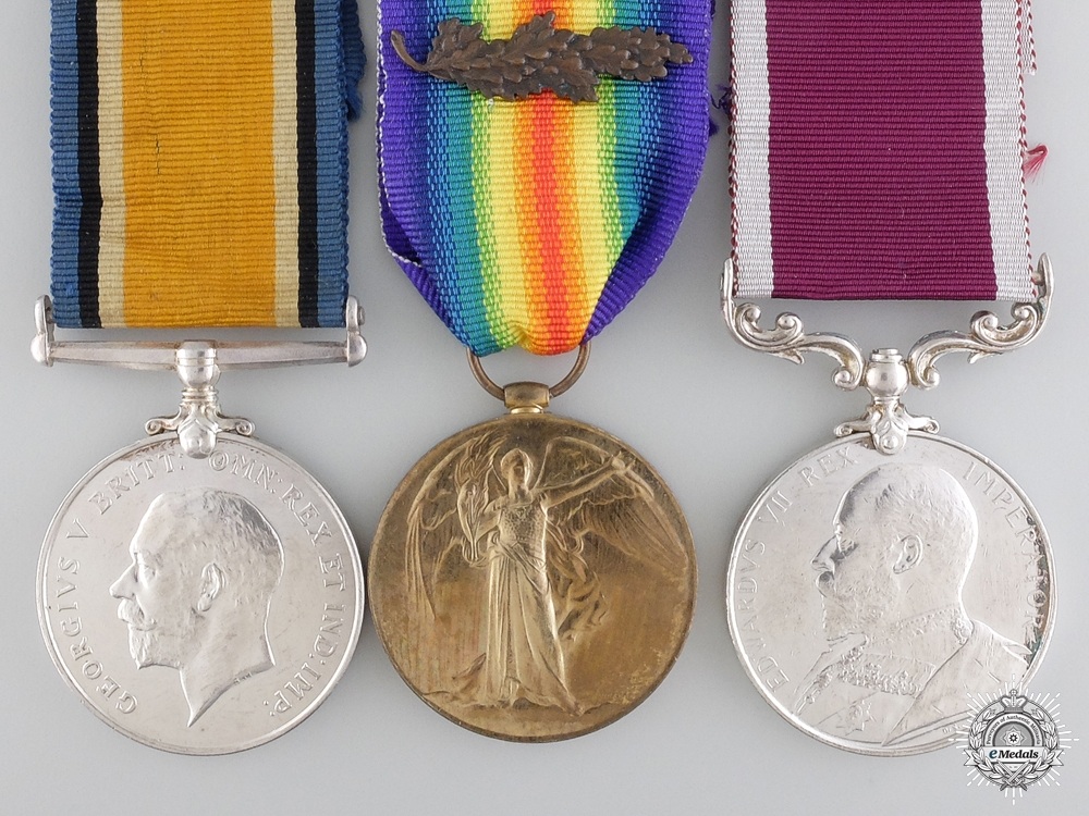 An Extensive Order of Stanislaus Group to the Army Veterinary Corps