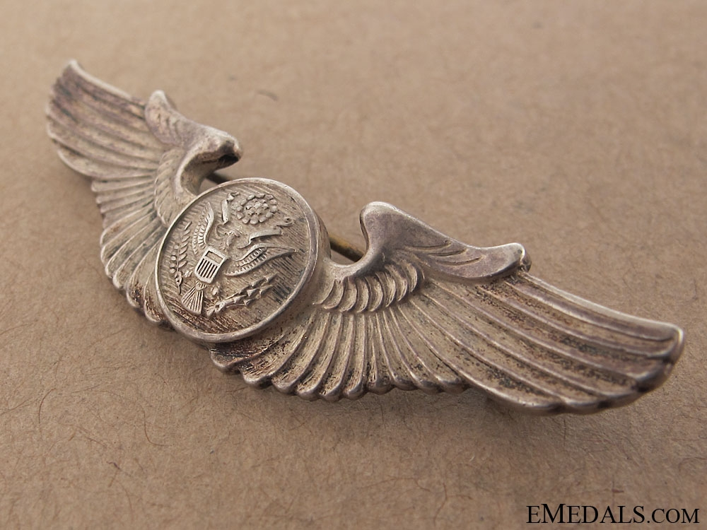 Army Air Force Aircrew Enlisted Wings