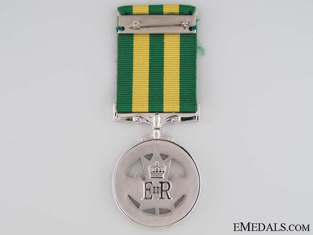Canadian Corrections Exemplary Service Medal