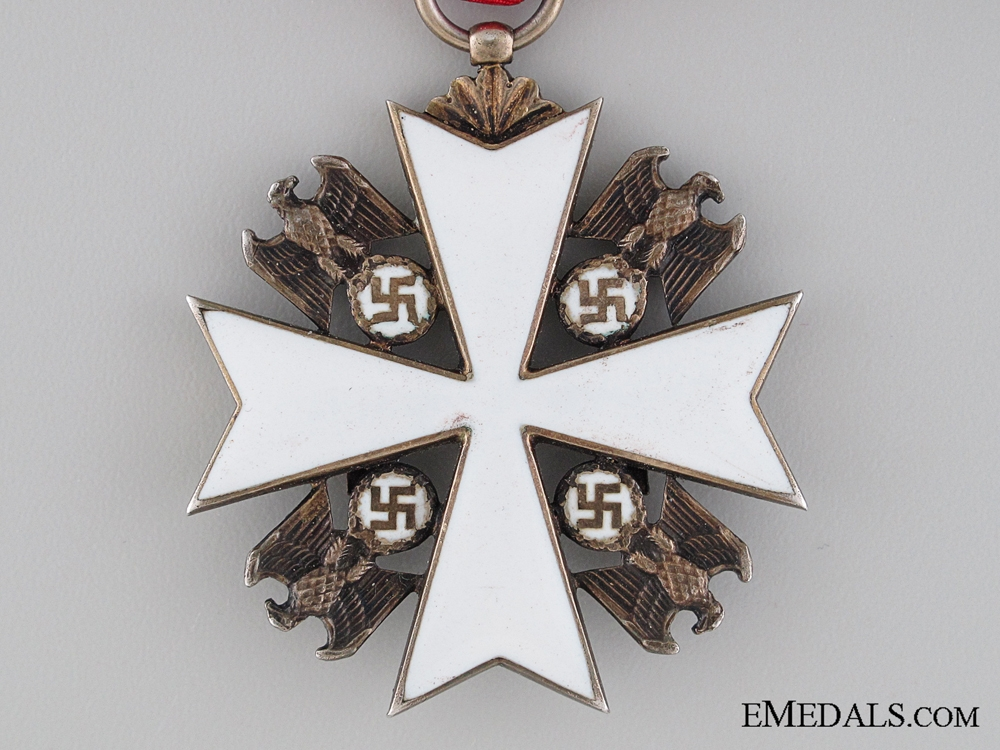 A Fine Spanish Civil War & German Eagle Order Bar