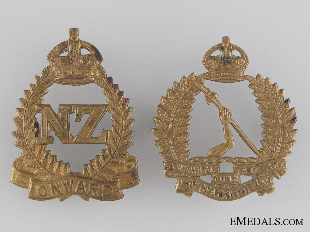 A New Zealand 21st Battalion Cassino Casuality Group