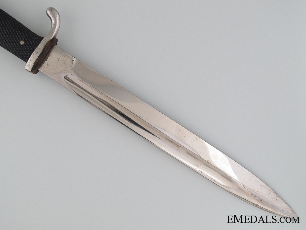 A Long Model Etched Army Commemorative Bayonet