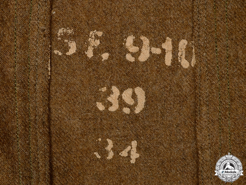 A First War Seven Button Canadian Engineers Tunic CEF   consignment #4