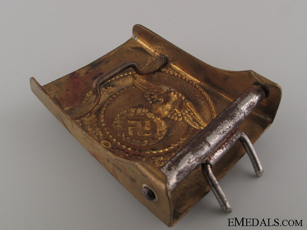 SA Enlisted Man's Belt Buckle