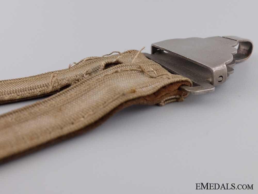 A Croatian Air Force Dagger with Hangers by BRAĆA KNAUS