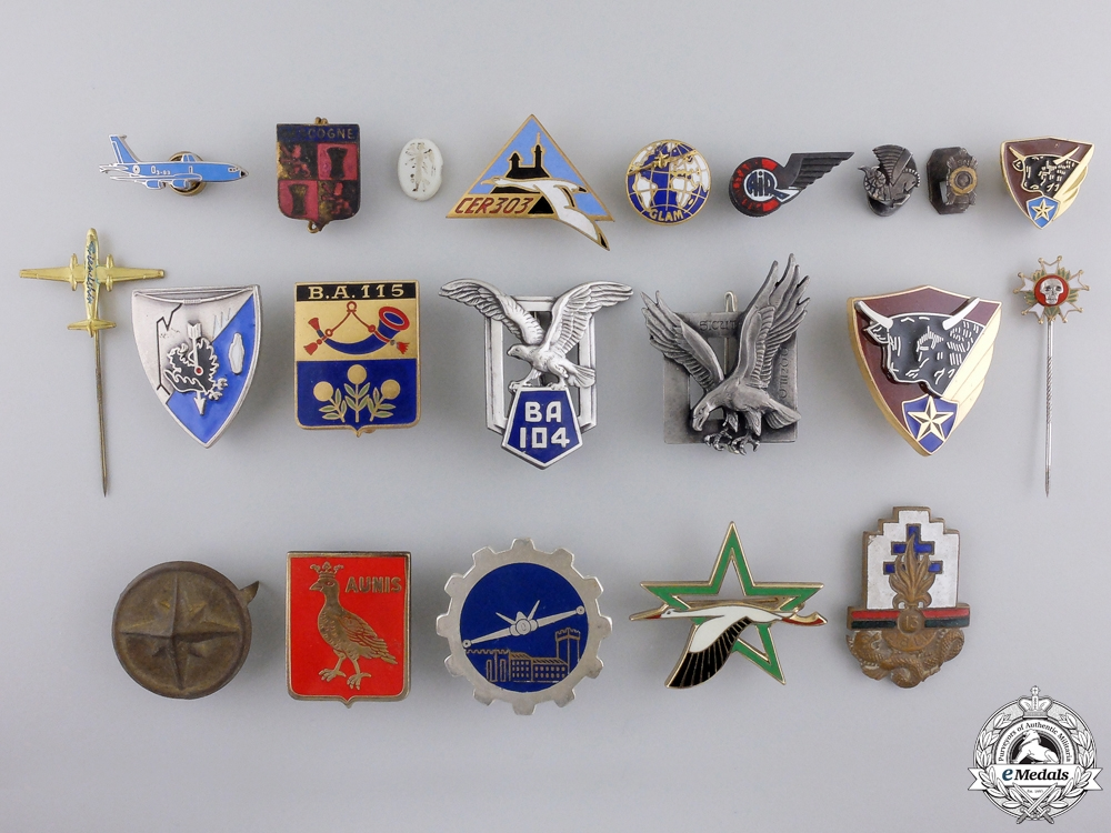 A Second War Group to Colonel Maxime Arié; French Air Force
