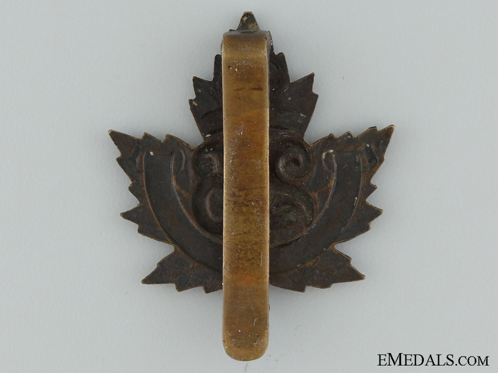 WWI 26th Infantry Battalion Cap Badge CEF