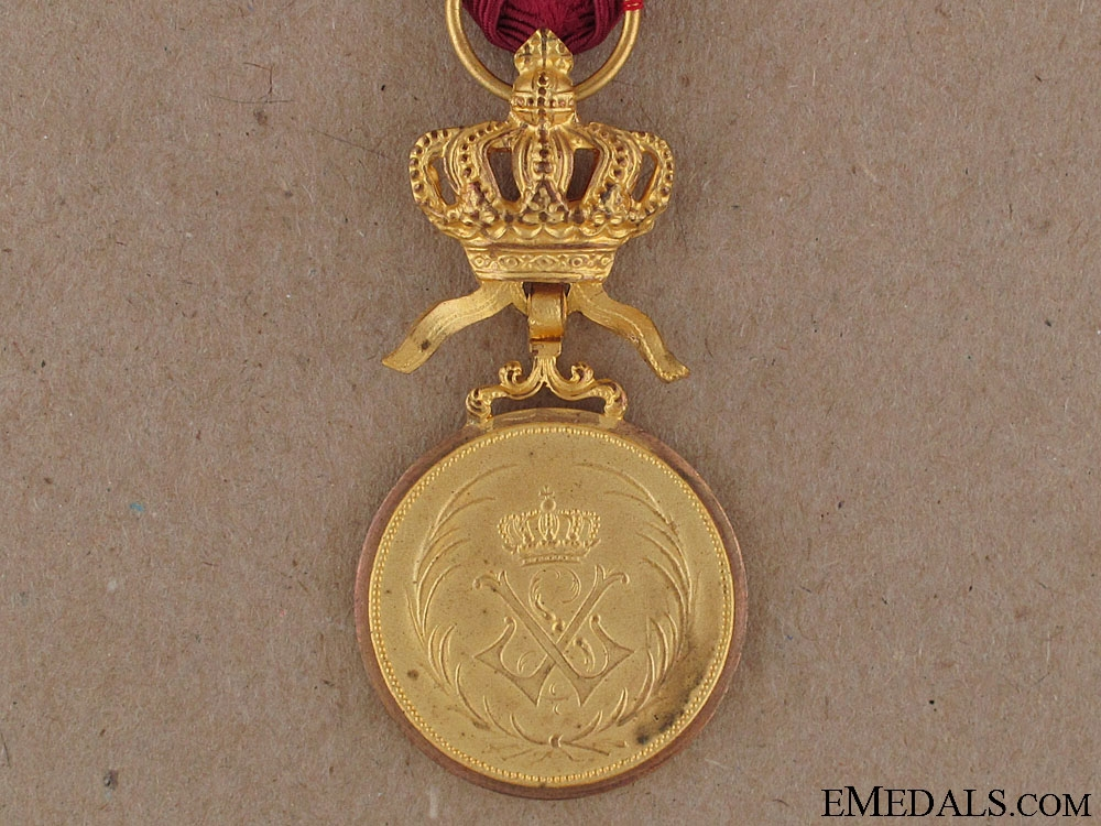 Medal of the Order of the Crown