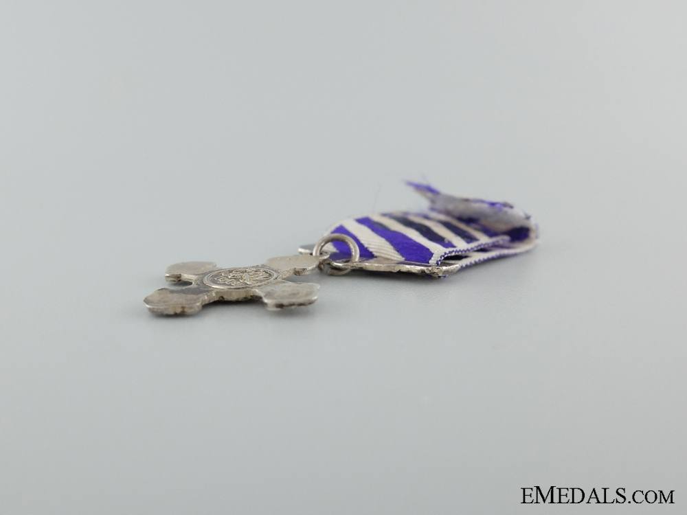 A Miniature Distinguished Flying Cross