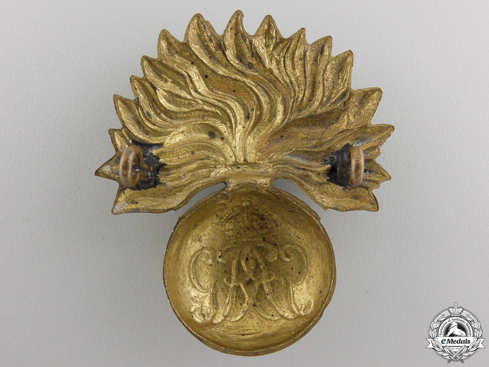 A First War 87th Infantry Battalion Cap Badge
