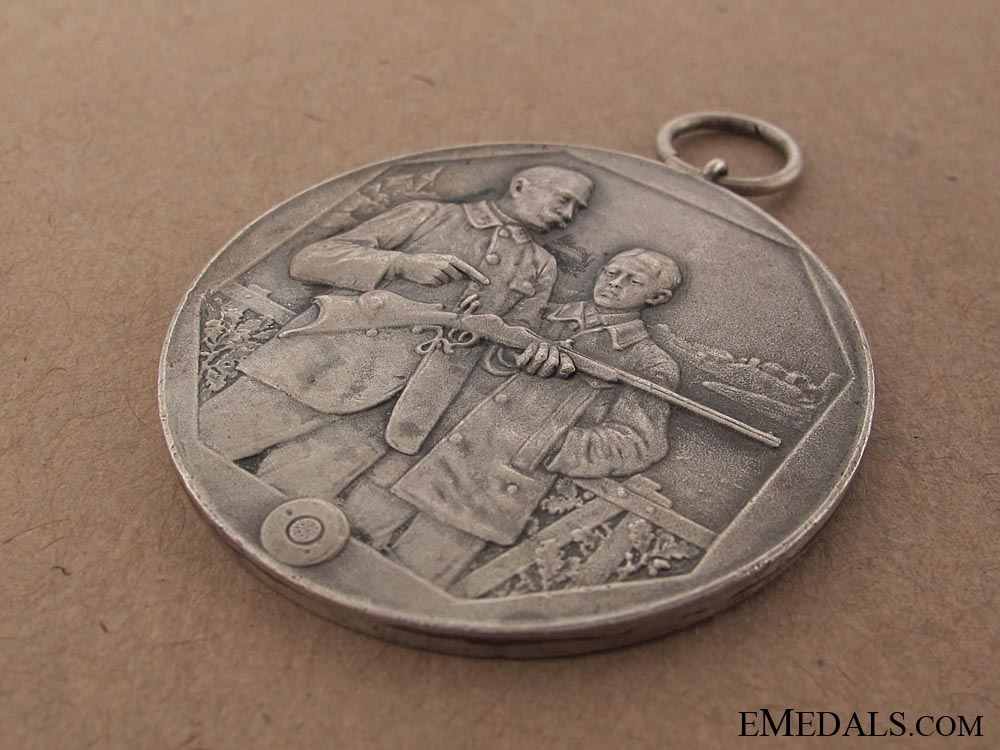 6th Brunswick Shooting Competition Medal