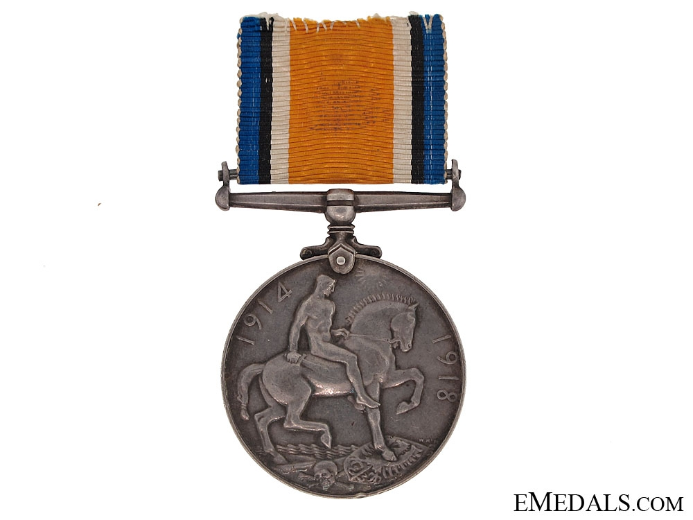 British War Medal 1914-18 - Royal Artillery