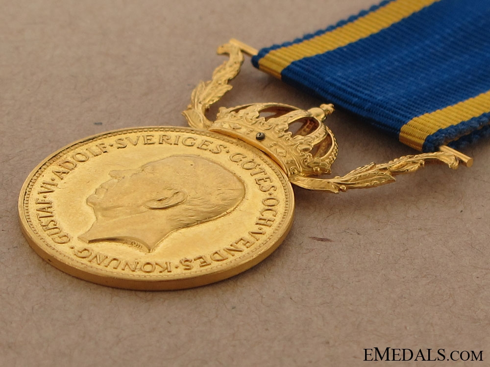 Royal Medal for Zeal and Probity in the Service of the Kingdom