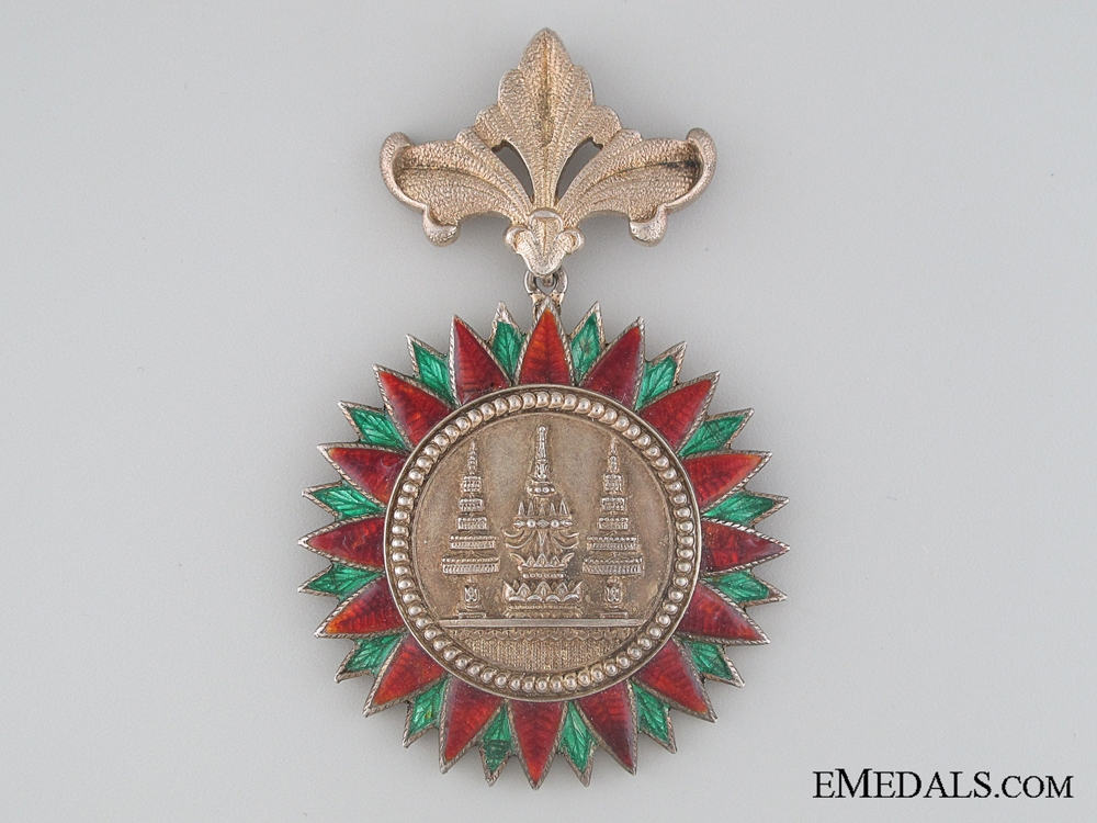 Order of the Crown of Thailand - Commander