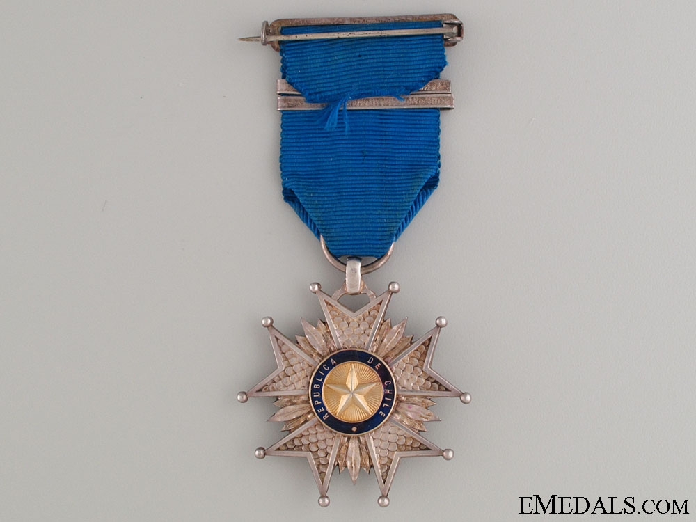 Star for the Lima Campaign, 3rd Class