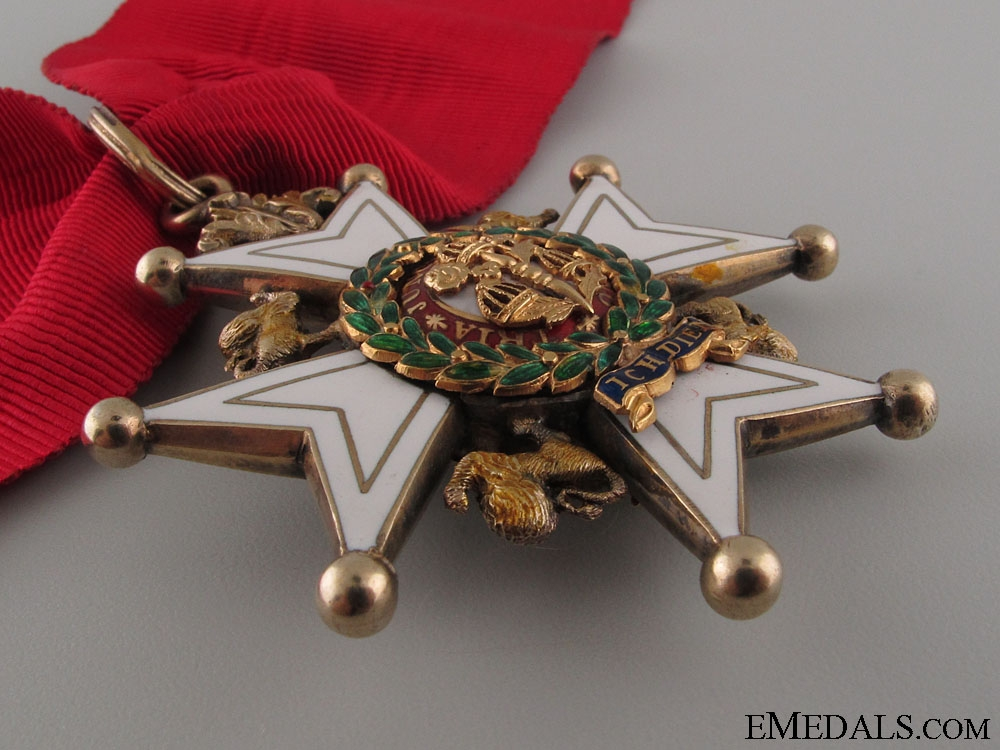 The Most Honourable Order of the Bath - Military  800