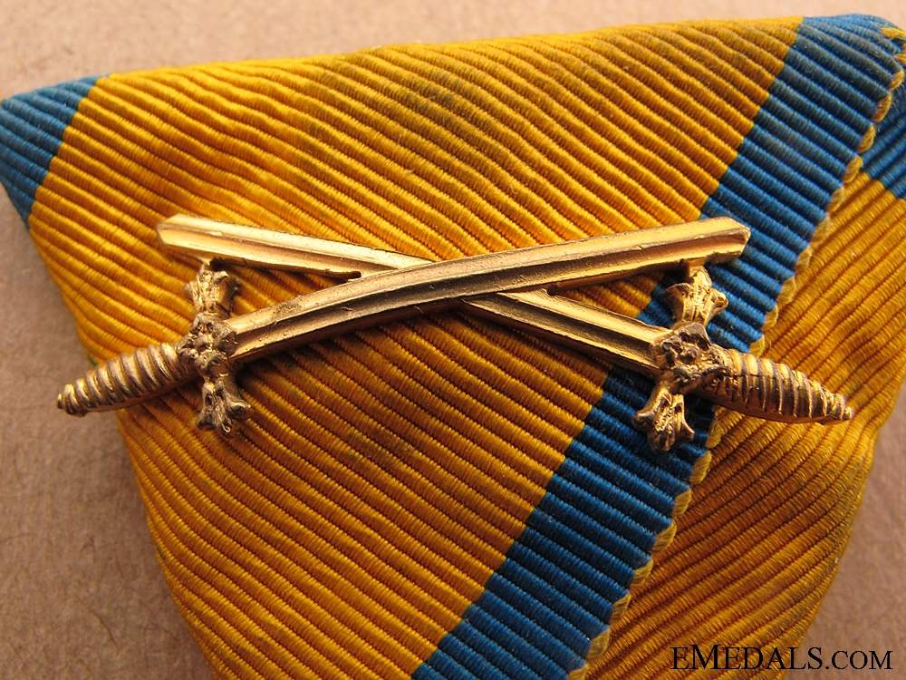 Order of the Iron Crown - WWI Period