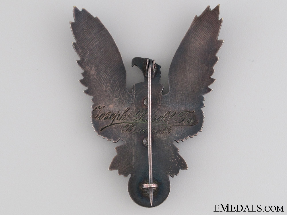A WWII Pilot's Badge with Michael Cypher