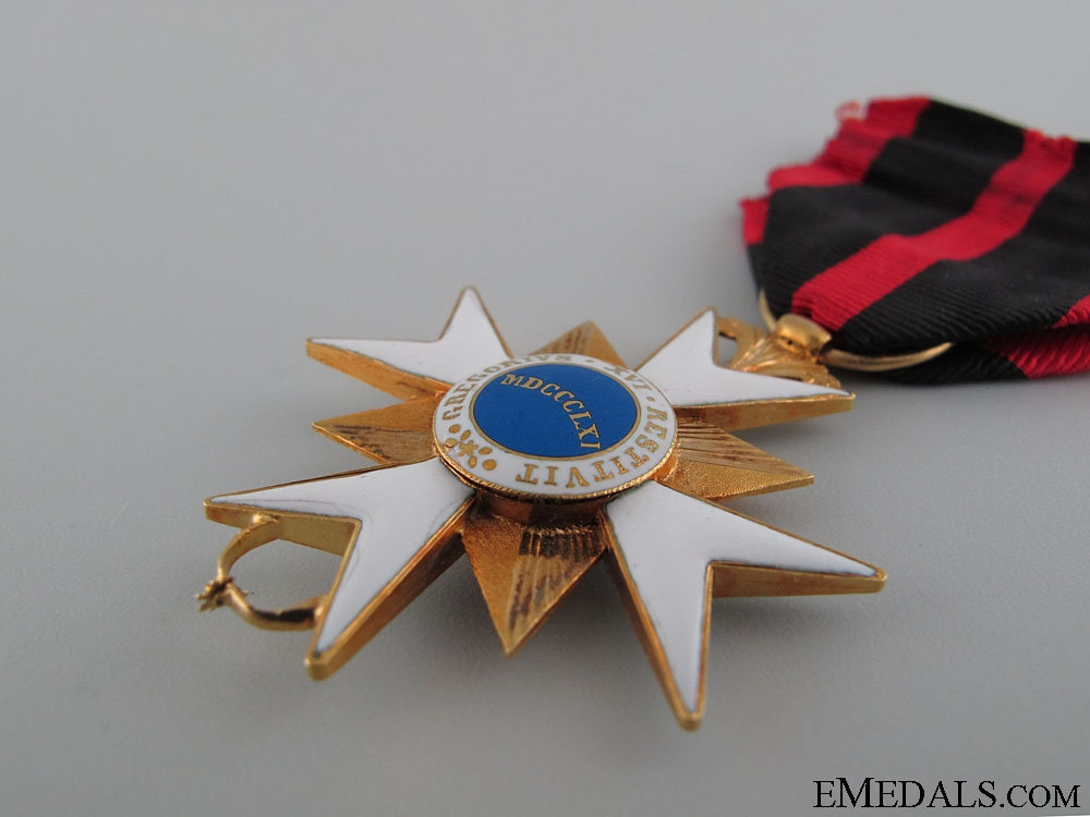 Order of St. Sylvester and Golden Spur