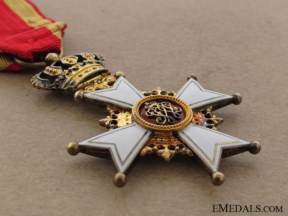 Order of Berthold the First