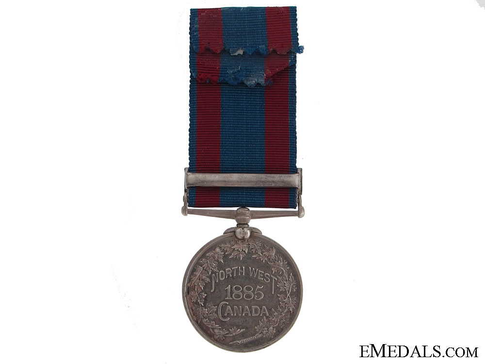 North West Medal to the (Toronto) Royal Grenadiers