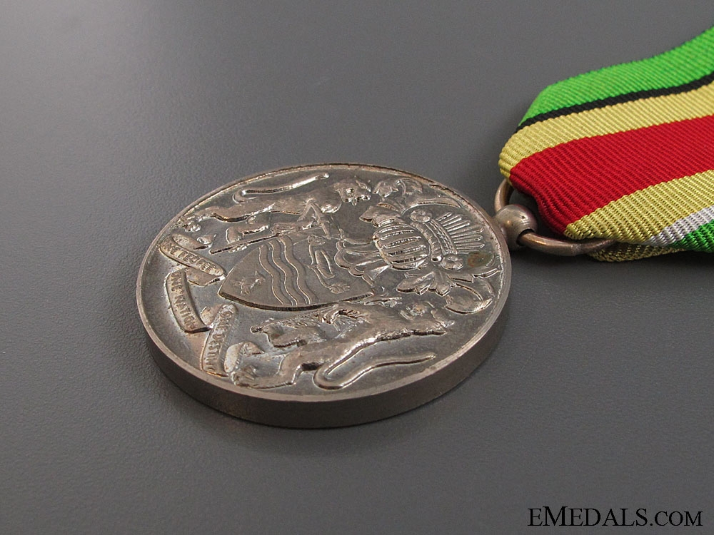 Guyana Independence Medal 1966
