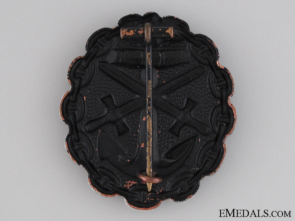 WWI Naval Wound Badge