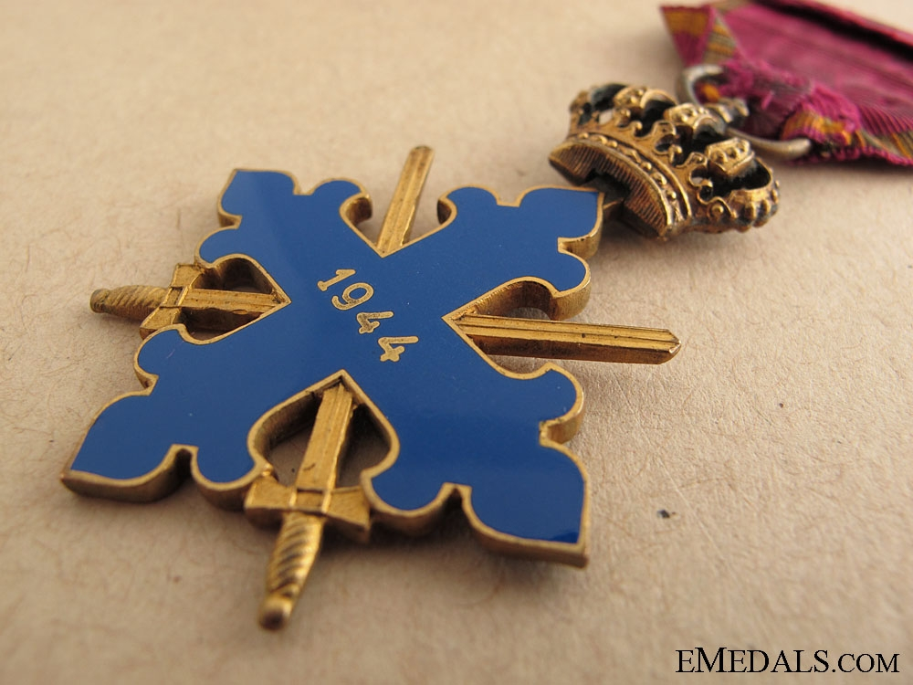 Order of Michael the Brave - Knight's Cross