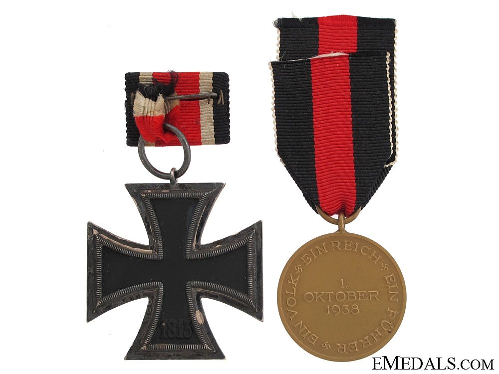 Two WWII German Awards