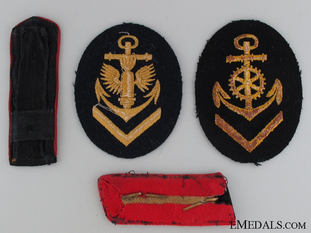 Four Pieces of German Insignia