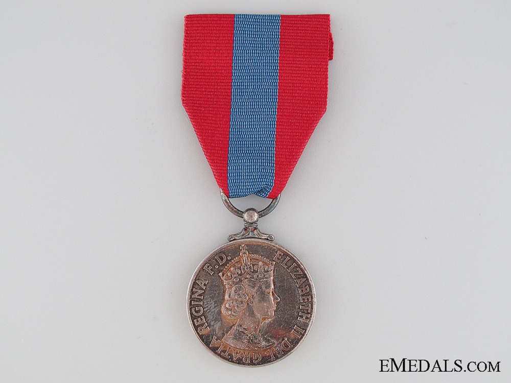 Imperial Service Medal to George Vernon Price