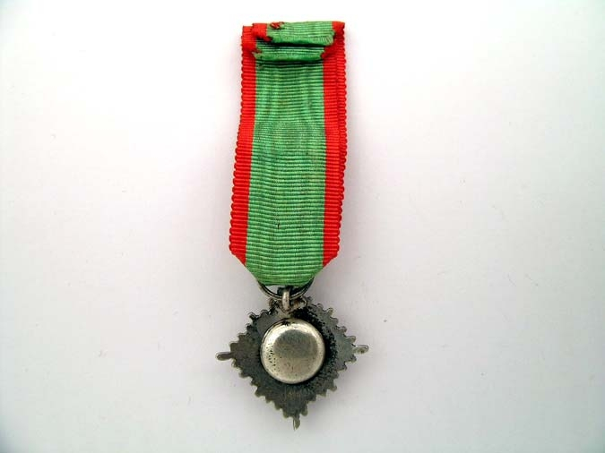 IRAN, ORDER OF LION AND SUN