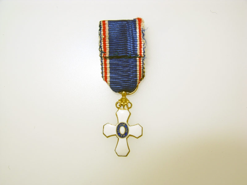 Iceland, Miniature Order of the Falcon