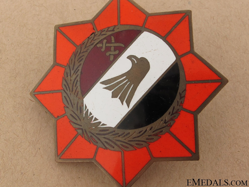 Libya. Order of the Military Star