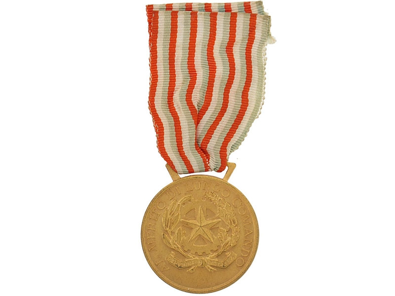Military Long Service in Command Medal