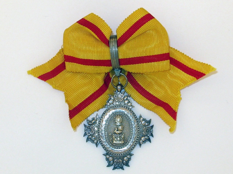 Order of the Sacred Crown