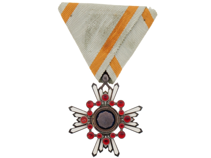 Order of the Sacred Treasure, 6th Class