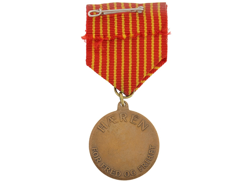 Royal Norwegian Army National Service Medal