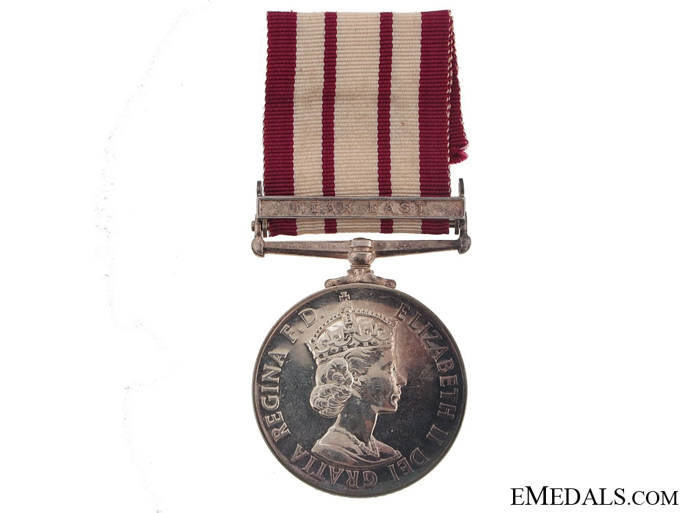 Naval General Service Medal 1915-1962 - Near East