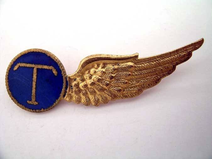 WWII AIR FORCE WING