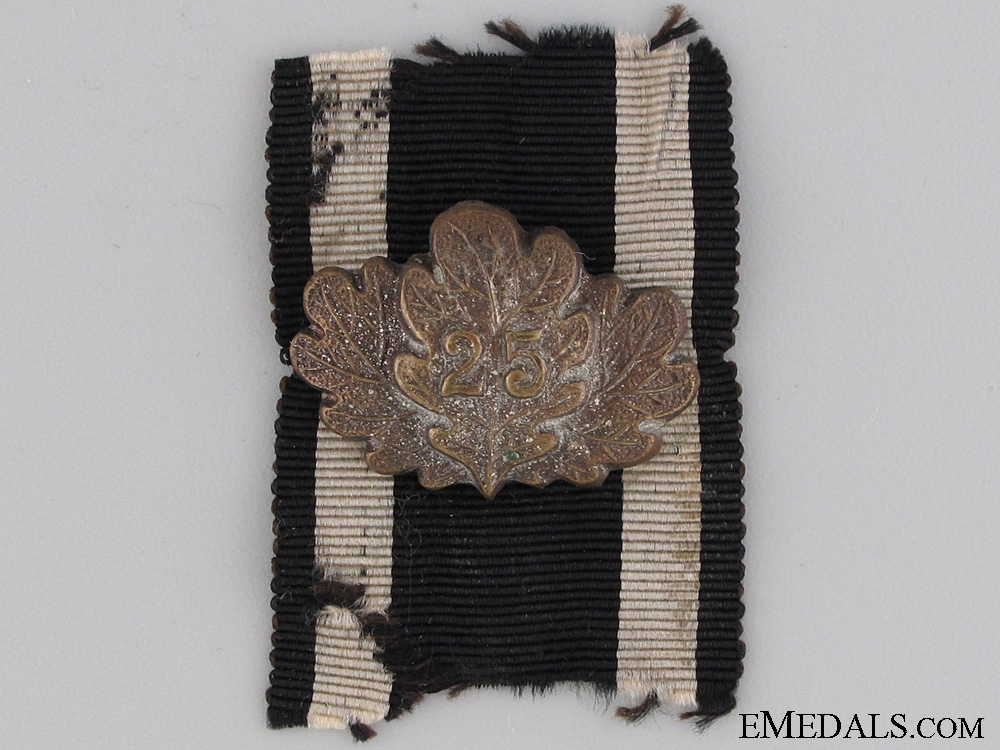 Oakleaves of the 1870 Iron Cross