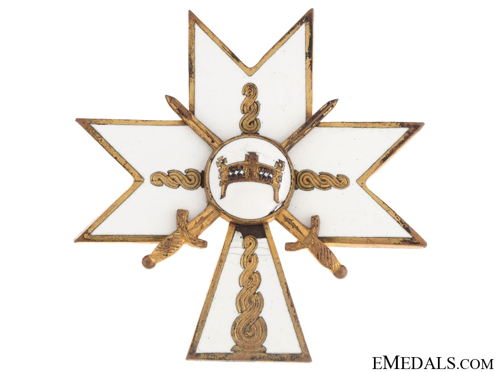 Order of King Zvonimir - Second Class